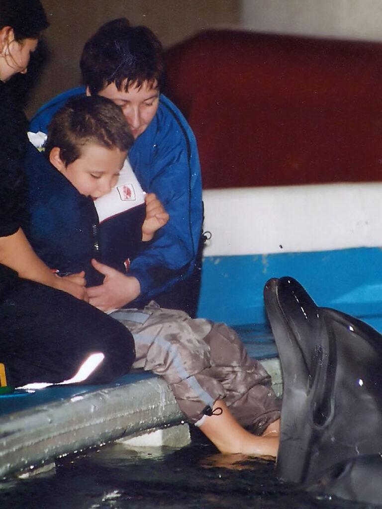 Maciek i delfiny 3