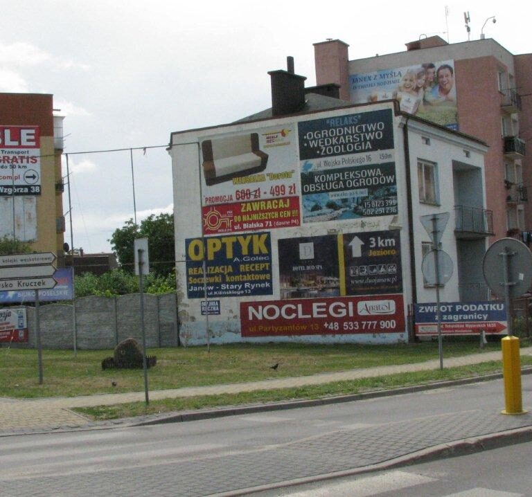 2018-07-04 - Reklamowy pomnik